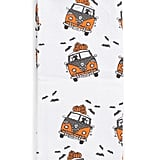 Set of Two Spooky Wagon Kitchen Towels