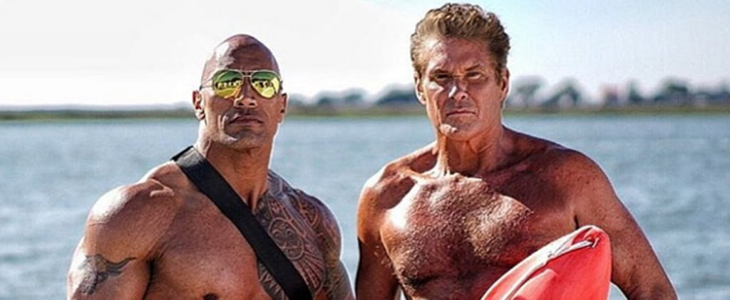 15 Pictures From the Baywatch Set That Will Make You Desperate For a Lifesaver