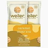 Weller CBD Caramel Coconut Bites