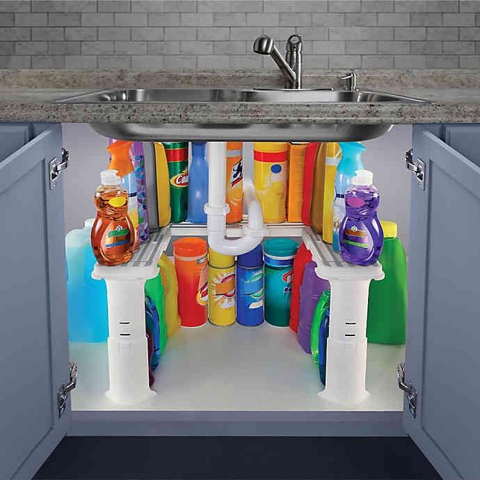 Spicy Shelf Under Sink Organizer