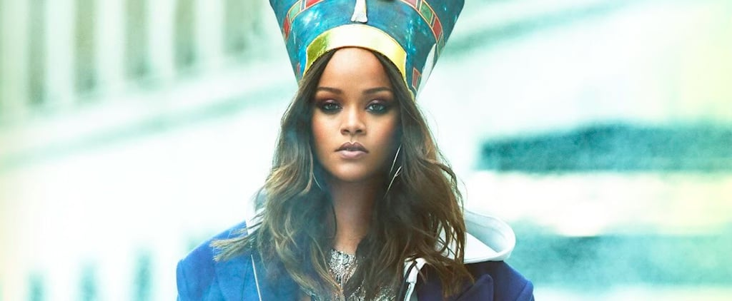 Rihanna Is Egyptian Queen Nefertiti in November Vogue Arabia