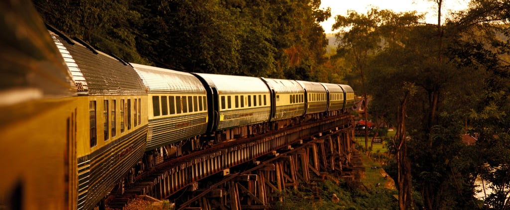 This Luxury Train Ride Through Southeast Asia Is the Epic Adventure of a Lifetime