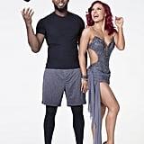 Josh Norman and Sharna Burgess