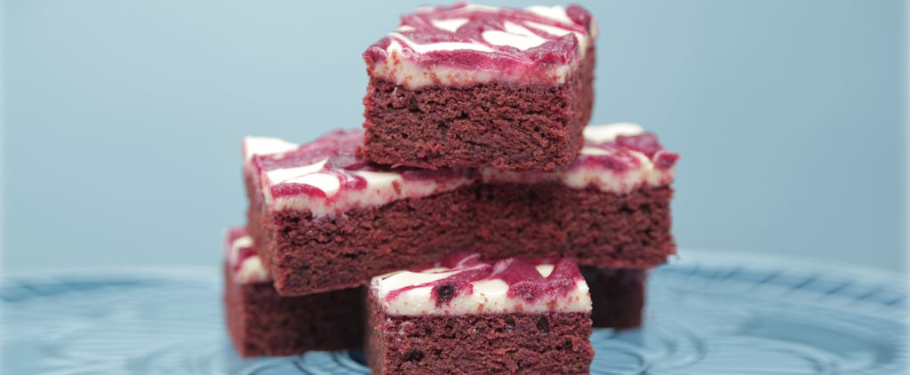 Red Velvet Beet Brownies
