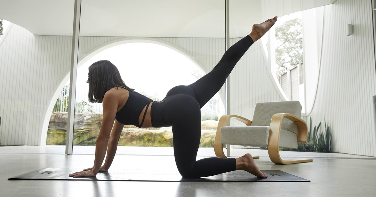 Strengthen Your Abs and Butt With This 15-Minute, Total-Body, Equipment-Free Pilates Workout
