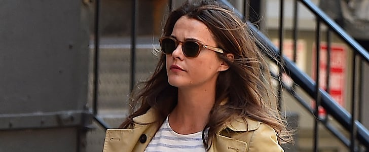 Pregnant Keri Russell Oozes City-Girl Cool During a Casual NYC Outing