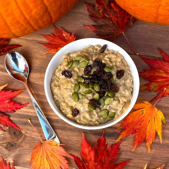 How to Prep a Week of Pumpkin Spice Overnight Oats