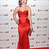 Surely you can guess which designer this dress belongs to by now? It is of course the ever-talented Zac Posen — a favourite of Ms Osbourne.
