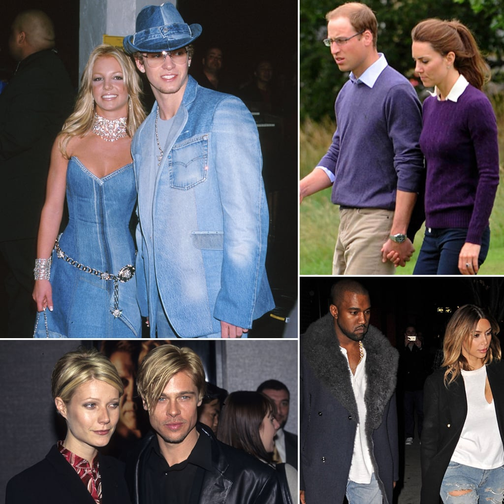 Two of a Kind: Matchy-Matchy Celebrity Couples