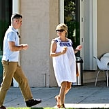 Reese Witherspoon and Jim Toth are expecting a baby.