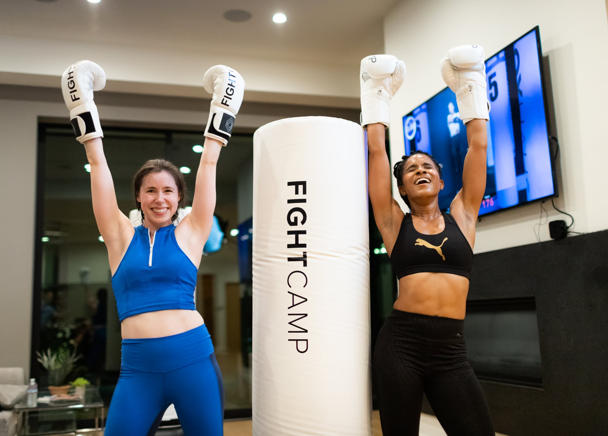 What Is FightCamp at Home Boxing Workout? | POPSUGAR Fitness