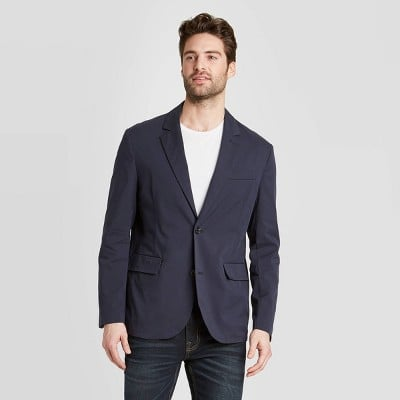 Standard Fit Kenwood Tech Blazer