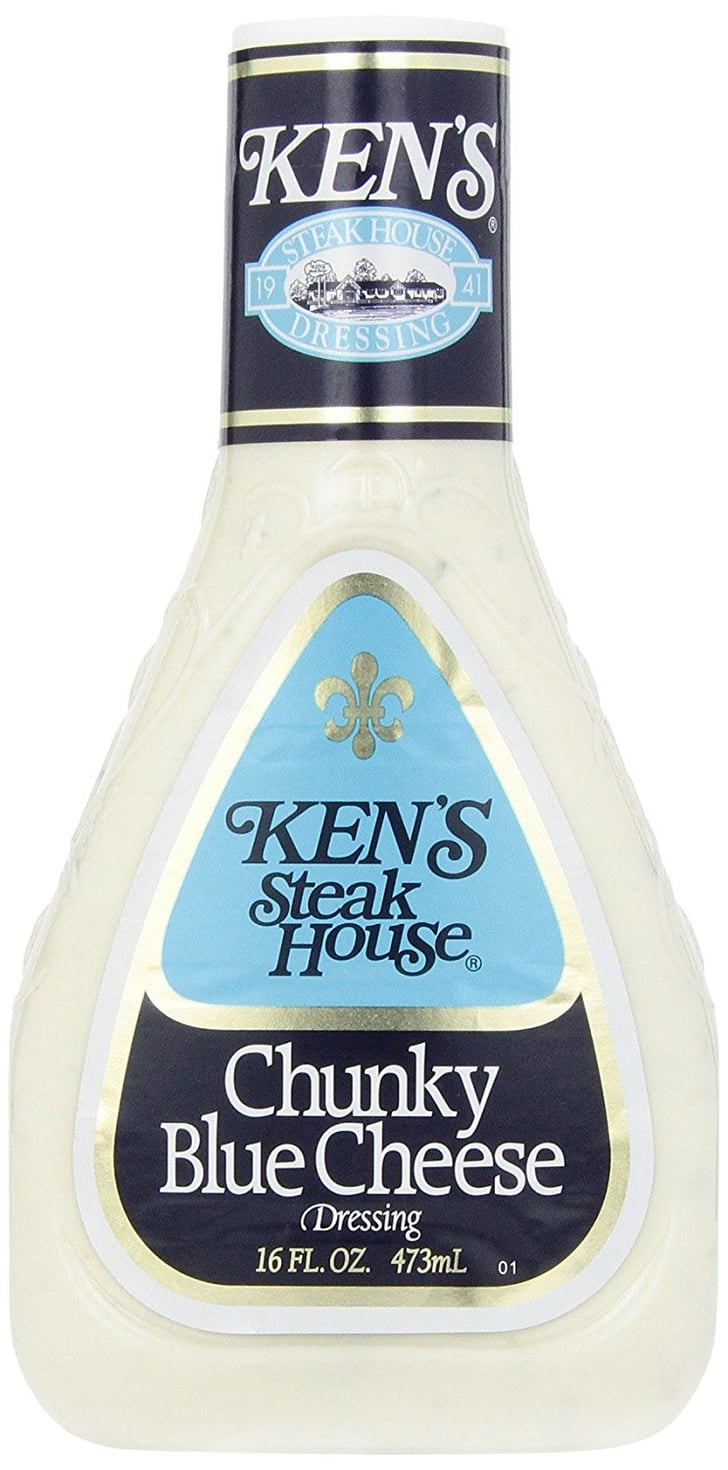 Ken S Steak House Chunky Blue Cheese Salad Dressing For