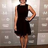 Jennifer Garner donned an LBD for the Variety Studio event.