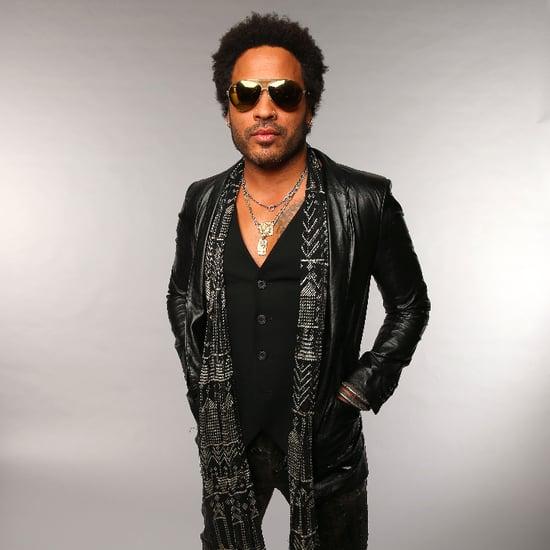 Lenny Kravitz Responds to Penisgate