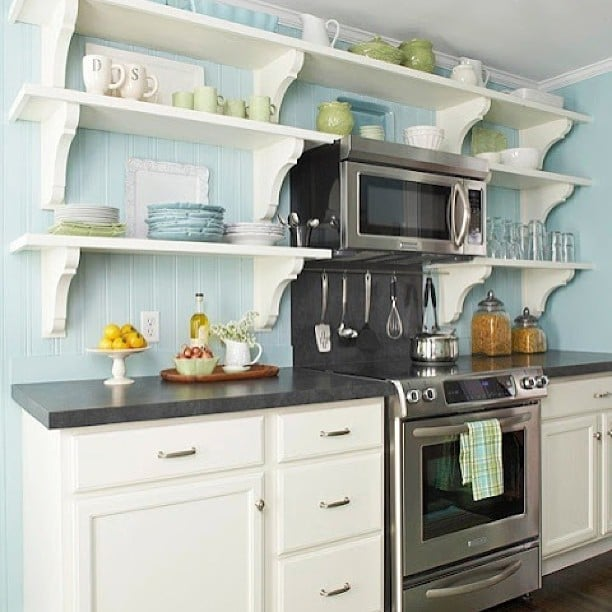 Get Smart With Shelves