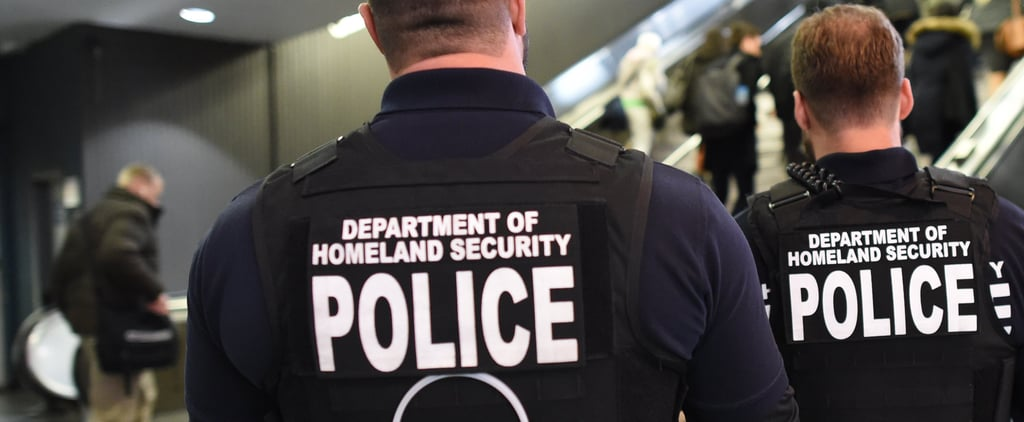 Homeland Security Keeps a List of Alleged Criminals, and Infants Are Mind-Bogglingly on It