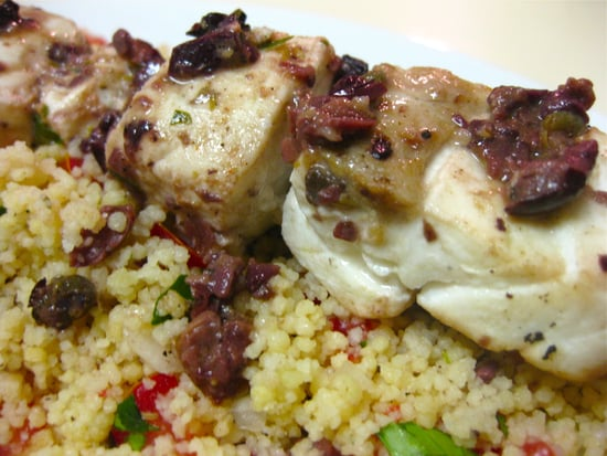 Fast and Easy Recipe For Fish With Couscous
