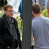 Channing Tatum filmed with Jonah Hill in New Orleans.
