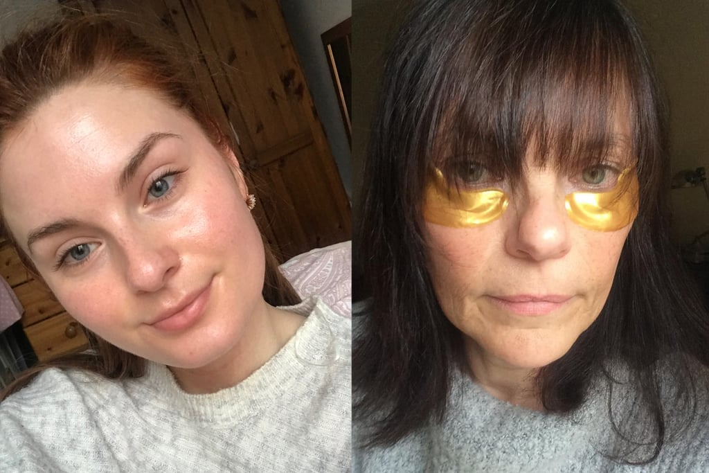 I Swapped Skincare Routines With My Mum