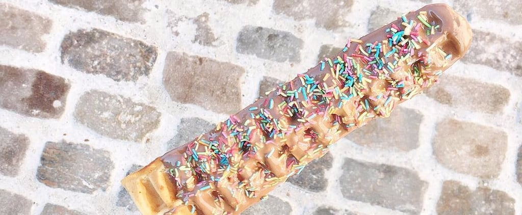 Just Looking at These Decadent Waffle Pops Will Give You Emoji Heart Eyes