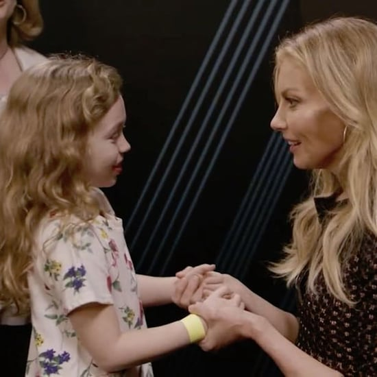 Faith Hill Singing With Young Fan Video April 2017