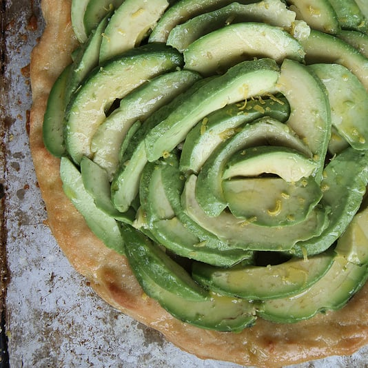 Avocado Pizza Recipes