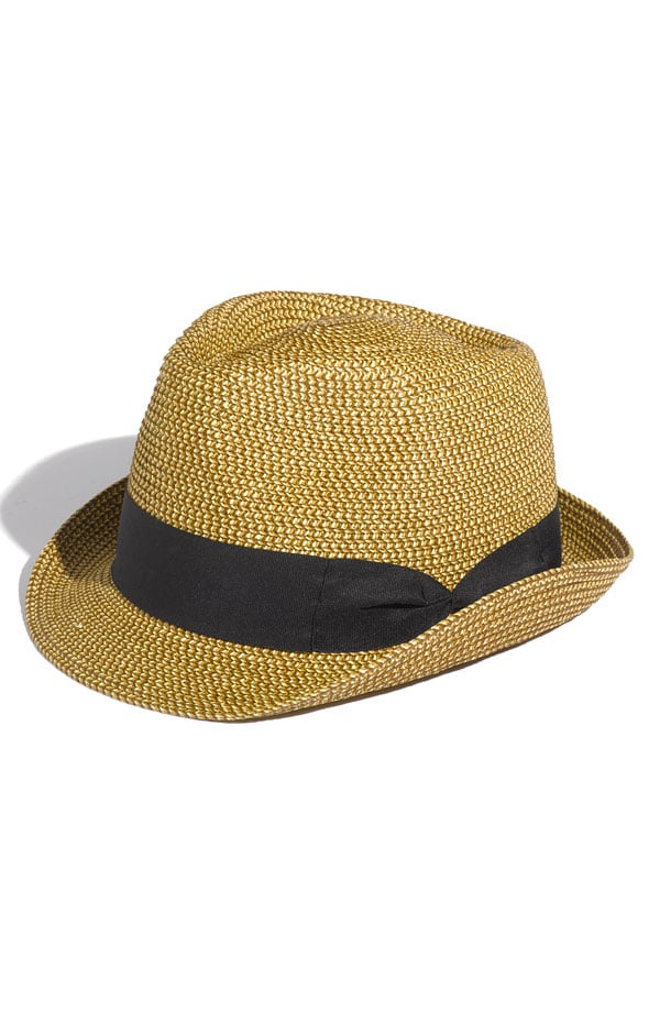 David & Young straw fedora ($18)