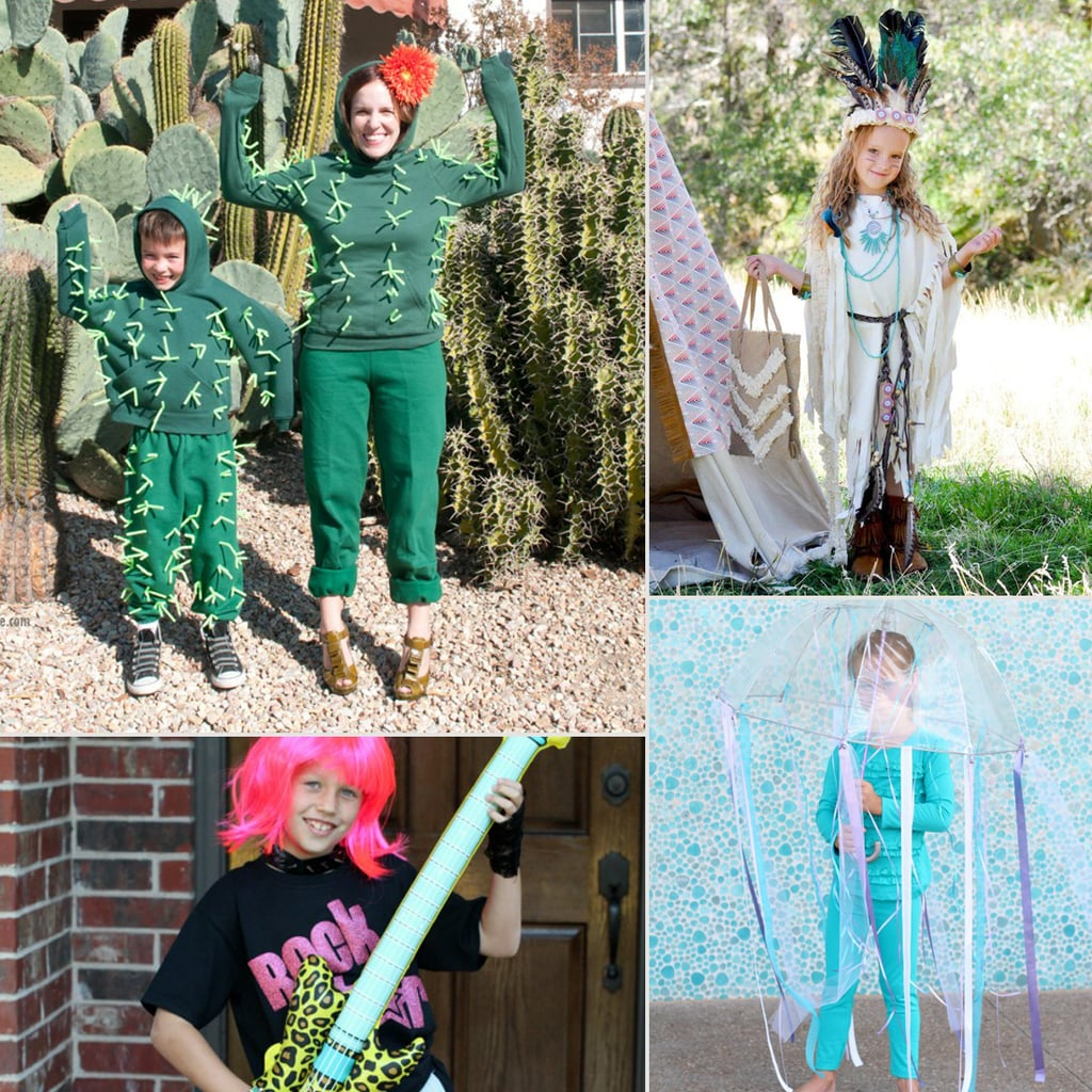 DIY Halloween Costumes For Kids  sc 1 st  Popsugar & DIY Halloween Costumes For Kids | POPSUGAR Moms