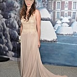 Tatiana Santo Domingo in  Valentino couture