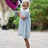 Princess Estelle Letting Loose