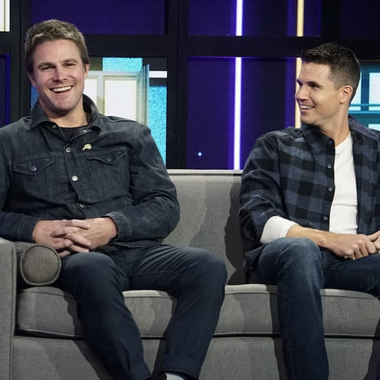 Robbie and Stephen Amell Talk About CW Characters | Video