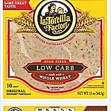 La Tortilla Factory Whole Wheat Low-Carb Tortillas