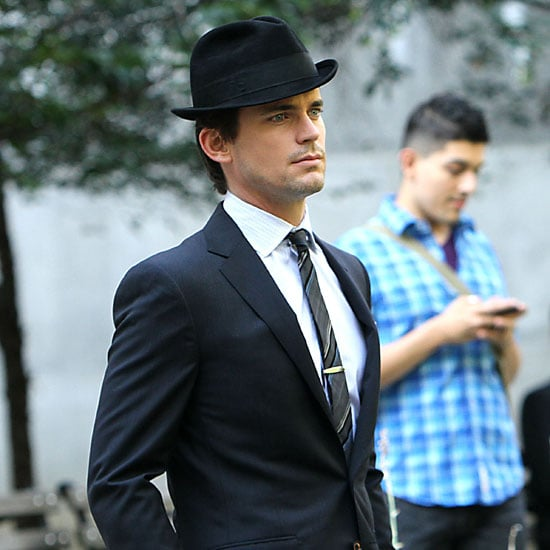 Pictures of Matthew Bomer, Tim Dekay, and Hilarie Burton on White Collar