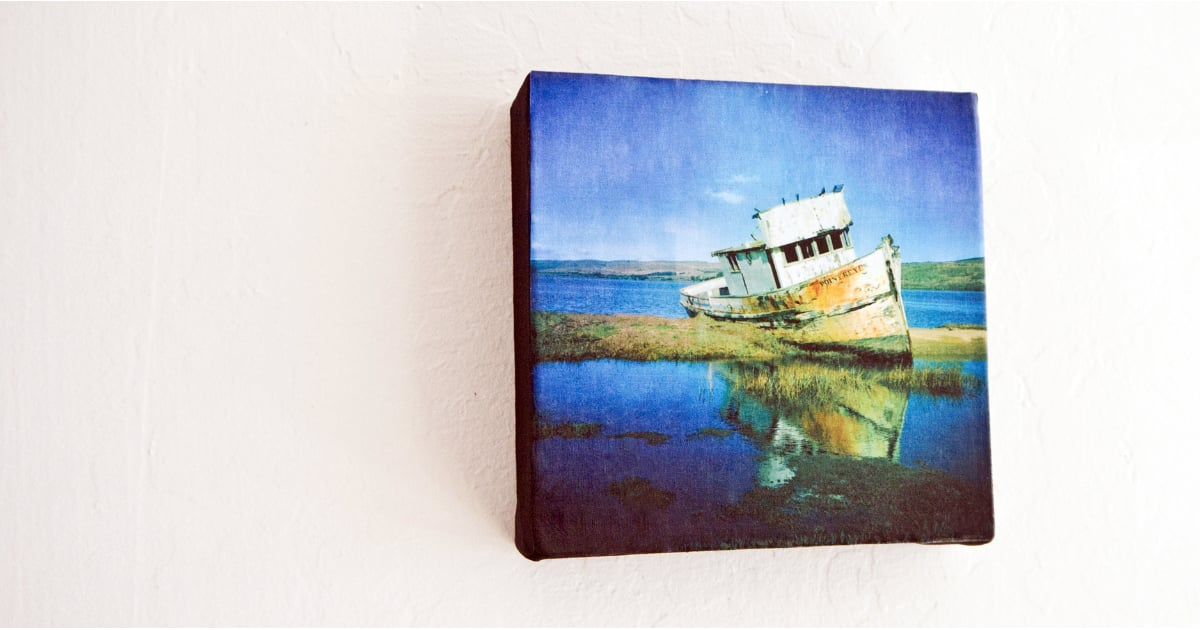 Stretch Your Dollar: DIY Instagram Canvas Prints