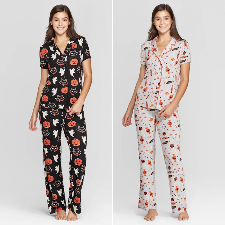 Target's Halloween Pajamas For Women Are Simply Boo-tiful