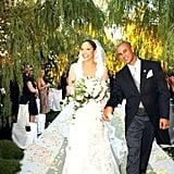 Married: Cris Judd