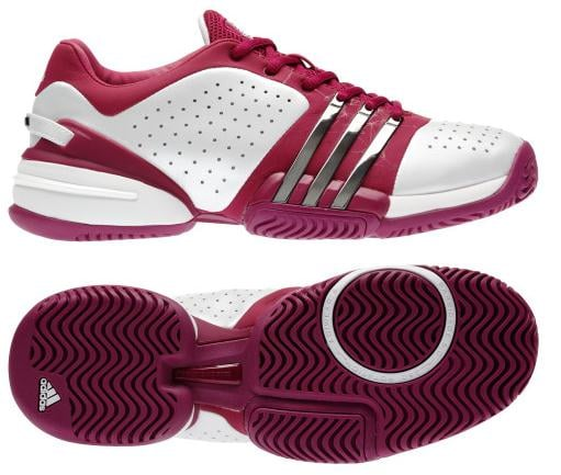 Be an Ace in Adidas Barricade Adilibrias