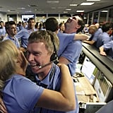 NASA's Jet Propulsion Lab Celebrates Curiosity's Landing