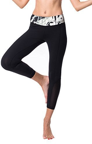 fe3bd7c79d22e Guely Ray Cropped Yoga Pants   Best Yoga Pants For Tall Women ...