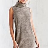 Silence + Noise Sage Cozy Turtleneck Mini Dress ($79)