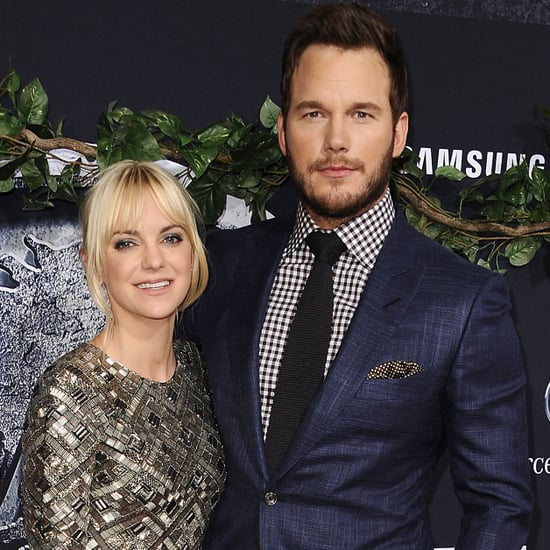 Chris Pratt and Anna Faris Wrestling Instagram Video