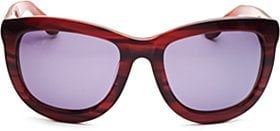 Cateye shades, like these The Row Large Cateye Sunglasses ($325), are retro chic — perfect for the ladylike craze.