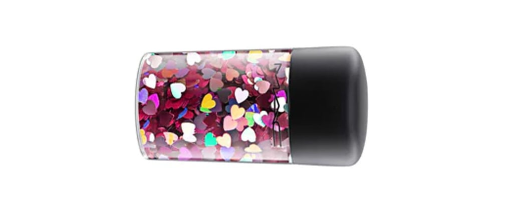 MAC Will Launch Star- and Heart-Shaped Glitter Pigments That Are So Cute, We Can't Hang