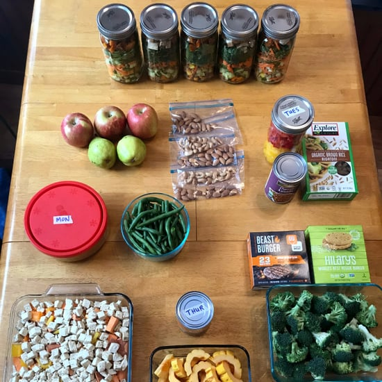 Intermittent Fasting Meal Prep