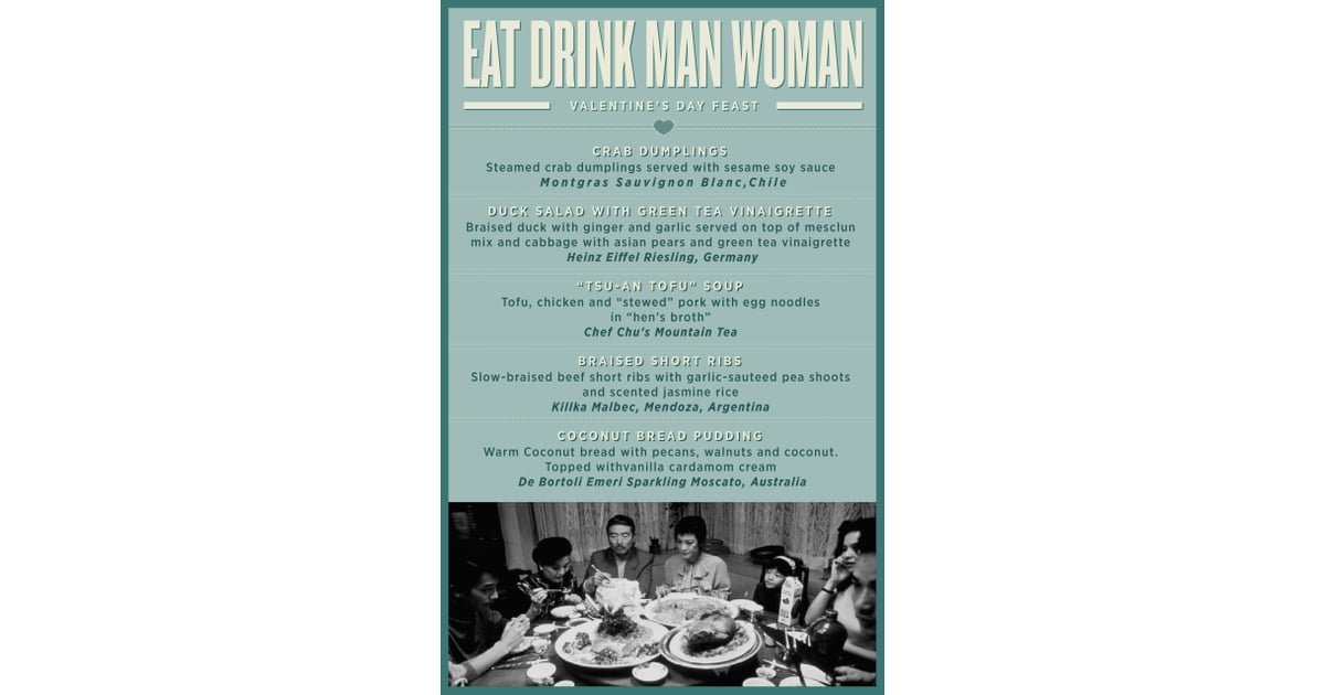 Eat Drink Man Woman | Alamo Drafthouse Movie-Themed Dinners For