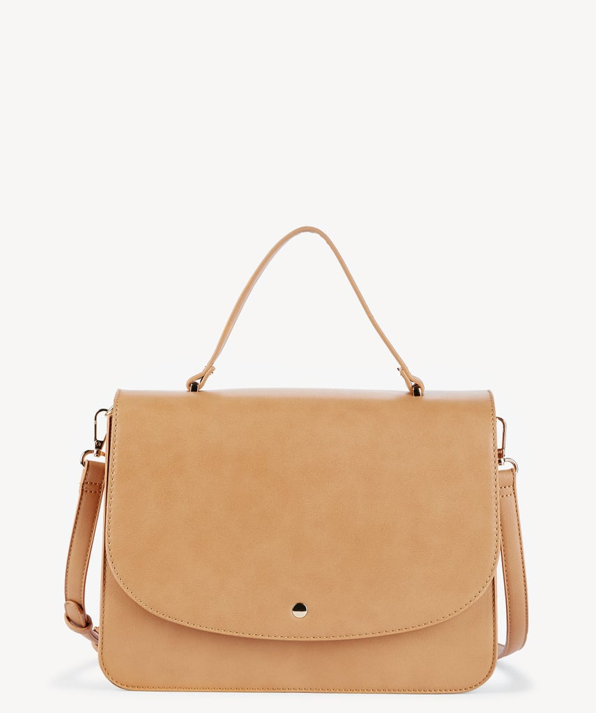 Sole Society Elie Vegan City Satchel