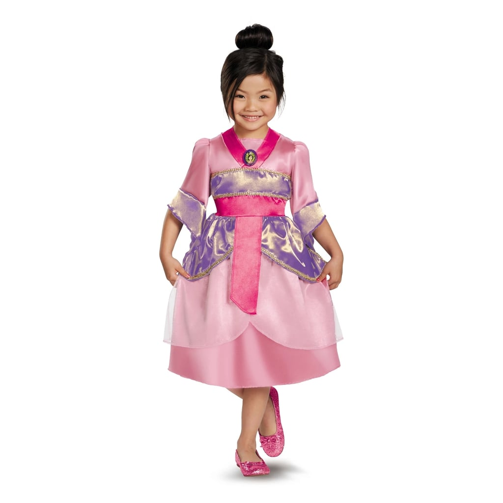 Toddlers Mulan Classic Halloween Costume