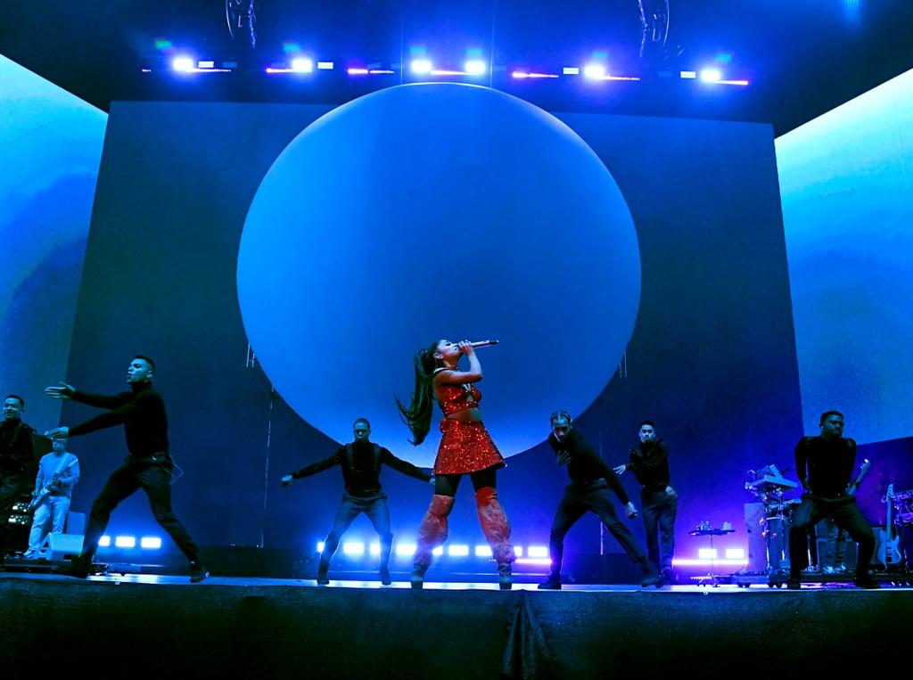Justin Bieber Ariana Grande Coachella 2019 Performance Video