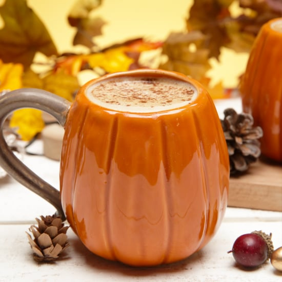 Vegan Pumpkin Spice Latte | Video